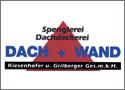 Dach&Wand Spenglerei, Dachdeckerei